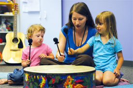 West Music Music Therapy