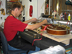 Fretted Instrument Repair