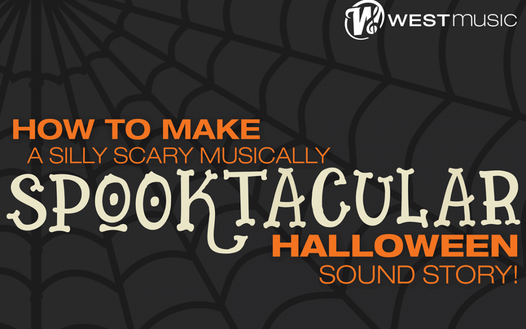 How To Make A Halloween Sound Story