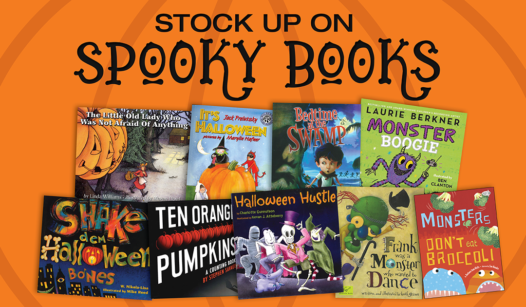 2018 Top Halloween Children's Books