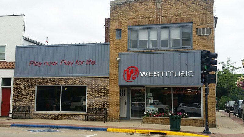 west music decorah