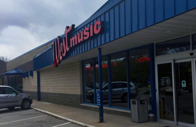 West Music Coralville - Store Locations - West Music