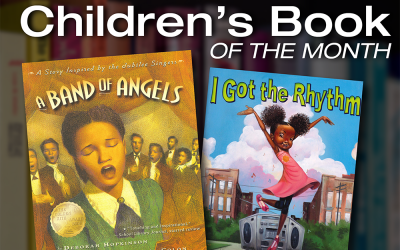 Children's Book of the Month: Black History Month