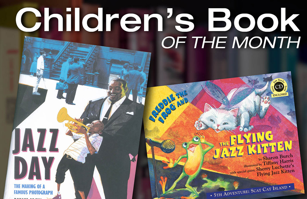 Children's Book of the Month – Jazz Appreciation Month