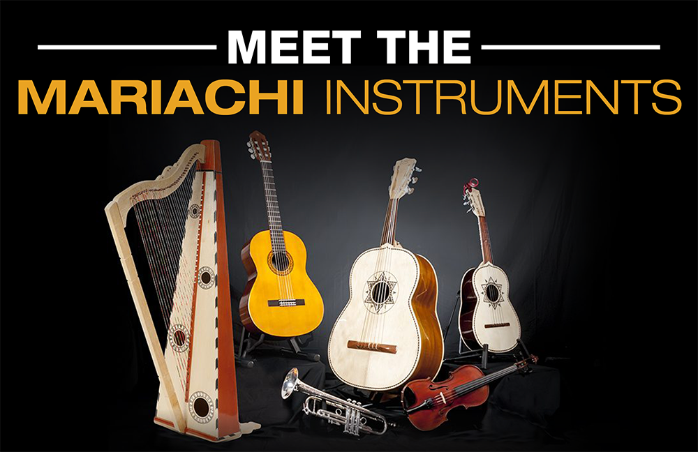 Meet the Mariachi Instruments