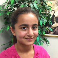 Coralville October 2015 Musician of the Month: Minou Emmad