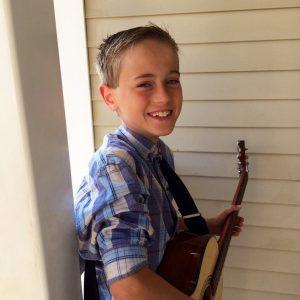 Marion October 2015 Musician of the Month: Brady Diercks