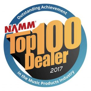 West Music Recognized as One of the Top 100 Music Stores in the World