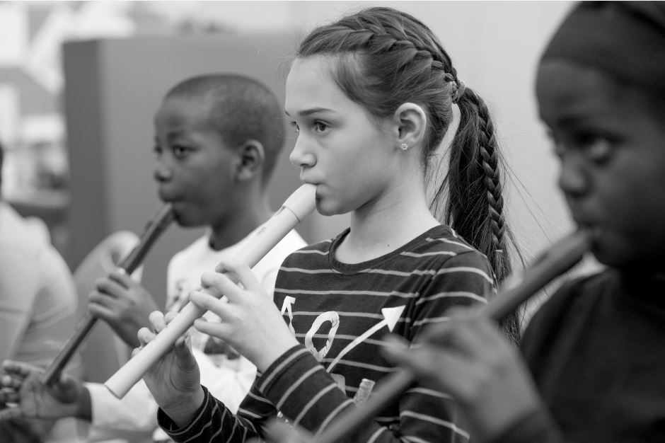 Back to School with Soprano Recorders