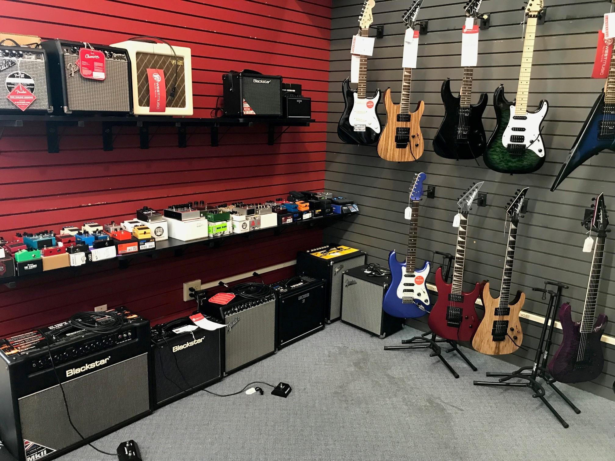 Guitars West Music Cedar Falls Store Locations West