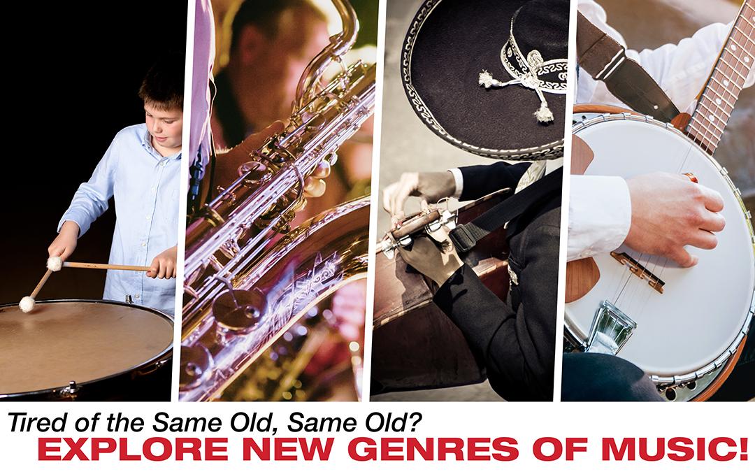 The Basics of Music: Genre
