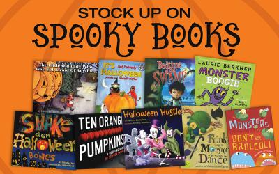 2018 Top Halloween Children's Books