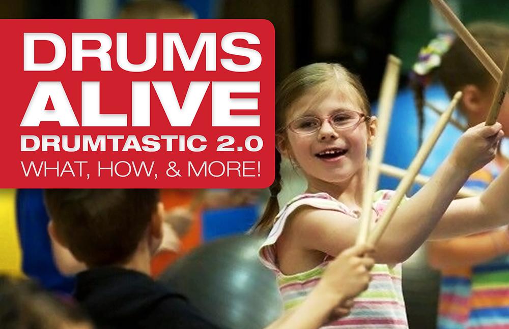 Drums Alive: Drumtastic 2.0