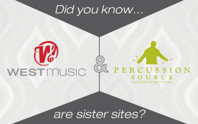 Did You Know…The Connection Between West Music & Percussion Source