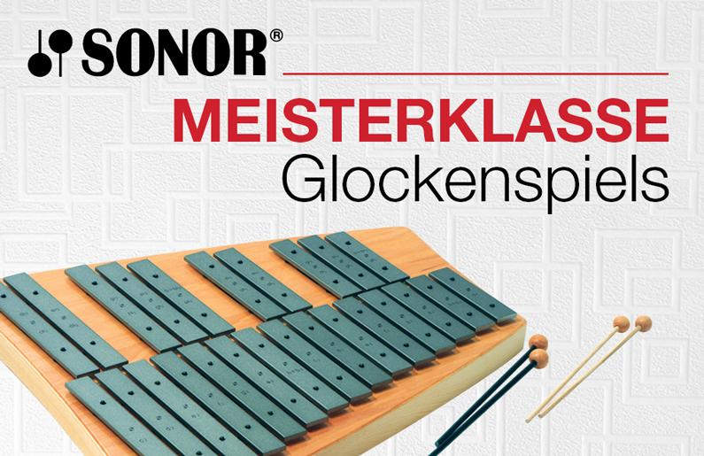 Sonor Meisterklasse Glockenspiels
