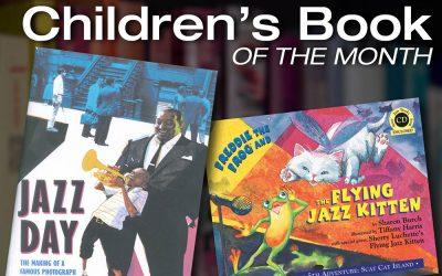 Children's Book of the Month – Jazz Appreciation Month