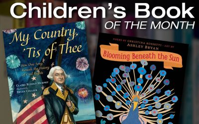 Children's Book of the Month – May 2019