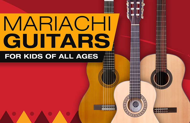 Mariachi Guitars for Kids of All Ages