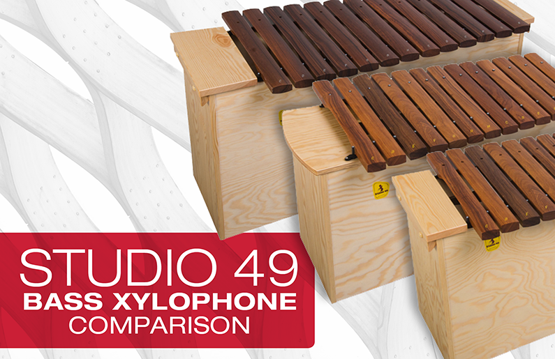 Studio 49 Bass Xylophone Comparison