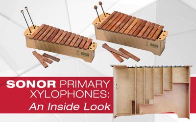 Primary Xylophones: An Inside Look
