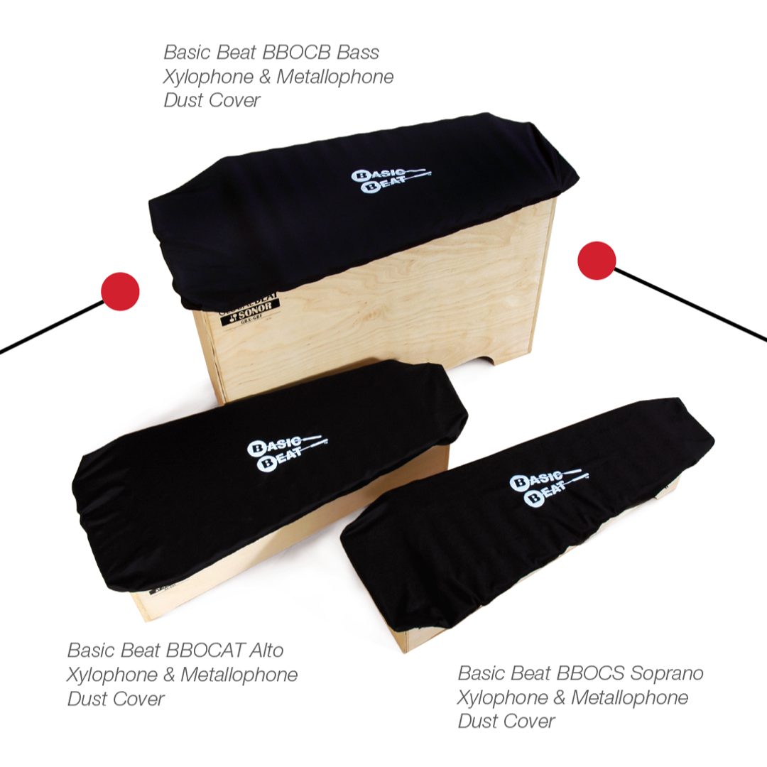 Basic Beat Dust Covers for Orff